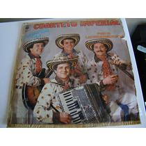 Lp Cuarteto Imperial - Fiesta Latinoamericana (vinilo)