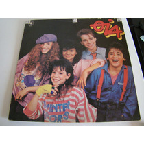 Oia - Cbs 1986 Con Insert Vinilo Lp Sin Uso