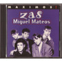 Miguel Mateos Zas Cd Maximos! 1996 Inconseguible!