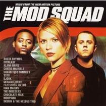 The Mod Squad Escuadron Oculto. Banda Sonora. Cd Nuevo