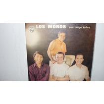 Lp Vinilo Los Moros - Con Jorge Yañes