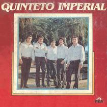 Cd De Quinteto Imperial - Año 1984 Para Coleccionistas