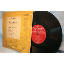 Delibes Sylvia (música De Ballet) - Lp Microsurco