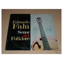Eduardo Falu Señor Del Folklore Vinilo Argentino