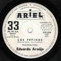 Eduardo Araujo - Los Pepinos / Mi Limon - Disco Simple