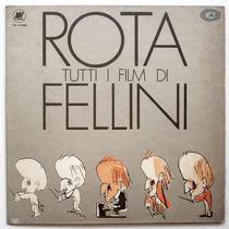 Nino Rota - Su Musica En Las Peliculas De Fellini - Vinilo