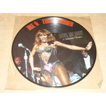 Ike & Tina Turner Rock Me Baby Picture Disc Americano