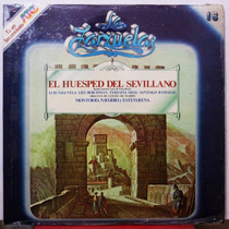 Lp Vinilo: La Zarzuela Atc Nº16: El Huésped Del Sevillano
