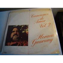 Lp Horacio Guarany Canciones De Amor Vol 2 Vinilo Impecable