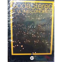 Soda Stereo - El Ultimo Concierto C - Dvd - La Nacion