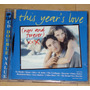 This Years Of Love No Doubt Celine Dion + Oa Cd Doble Uk