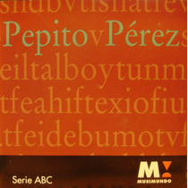 Pepito Perez Serie Musimundo Cd Original