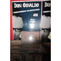Don Osvaldo Casi Justicia Social Cd+poster Ya Disponible!!!
