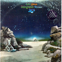 Yes Tales From Topographic Oceans - 2 Lp Disco Vinilo Usa