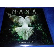 Mana Drama Y Luz Vinilo Lp Importado Como Nuevo Impecable!!
