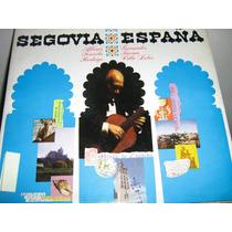 Andres Segovia Y Su Guitarra. España. Lp.