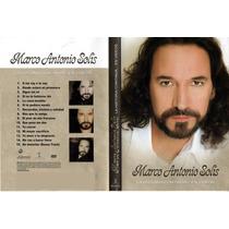 Dvd Marco Antonio Solis La Historia Continua... Open Music