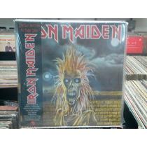 Iron Maiden Picture Disc Lp Europeo Nuevo Lacapsuladisqueria