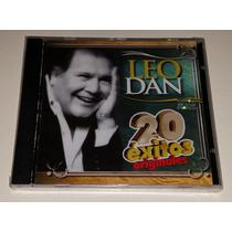 Leo Dan (cd) 20 Exitos Originales (arg) Nuevo Y Cerrado