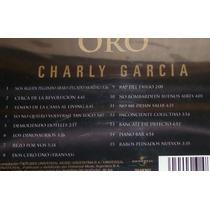 Charly Garcia Oro Grandes Exitos Nuevo Sellado