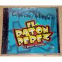 Cibrian Mahler El Raton Perez El Musical Cd Sellado Nuevo