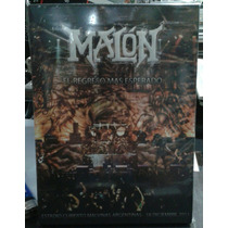Malon El Regreso Más Esperado Cd Y Dvd