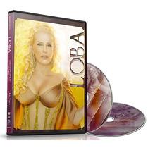Valeria Lynch Loba En Gran Rex Estuche De Lujo Cd + Dvd