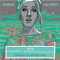 Andres Calamaro Bohemia (cd+dvd) Ya Disponible