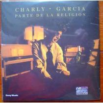Charly Garcia Cd Parte De La Religion Digipack Mini Vinilo