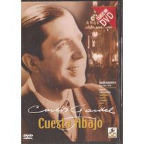 Carlos Gardel - Cuesta Abajo - Dvd Original Cerrado Z4