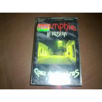 Memphis La Blusera - Cosa De Hombres 1995 Cassette Excelente