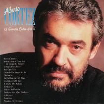 Alberto Cortez Cd 15 Grandes Exitos Vol. Ii 1989 Canada
