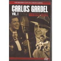 Carlos Gardel - Greatest Clips Vol.1 Dvd Original Cerrado Z4