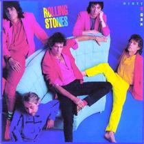 Rolling Stones - Dirty Work - Cd Nuevo Nacional