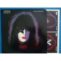 Kiss Paul Stanley Solista Lp Usa Vinilo Impecable Hh