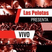 Las Pelotas En Vivo ( Cd + Dvd )