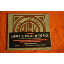 Andres Calamaro - On The Rock - Cd Digipack - 2 Discos