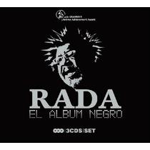 Rubén Rada - El Álbum Negro - 3 Cds