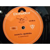 Topo Gigio - Cumpleaños Feliz / Mamita Querida - Simple