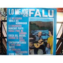Lo Mejor De Eduardo Falú - Vinilo Lp