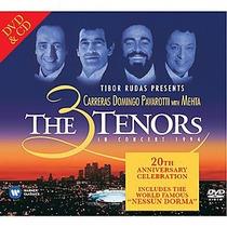 Los 3 Tenores En Concierto 1994 Cd +dvd Carreras Domingo Pav