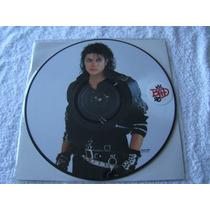 Michael Jackson Bad 25th Anniversary Picture Disc Lp Vinilo