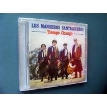Los Manseros Santiagueños - Tiempo Chango - Cd Cerrado