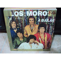 Disco Vinilo Los Moros A Bailar Lp Ex.