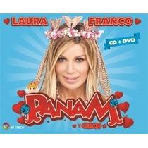 Laura Franco Panam Y El Circo ( Cd + Dvd ) Cd 2013