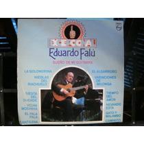 Eduardo Falu - Sueño De Mi Guitarra - Vinilo