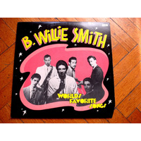 Jazz B. Willie Smith Worlds Favorite Songs Vinilo Importado