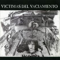 Cd Hermética - Víctimas Del Vaciamiento ( Visitá Mi Eshop )