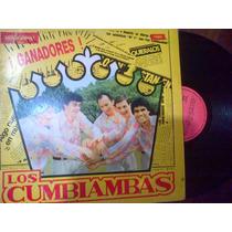 Los Cumbiambas Lp Vinilo Cumbia Santafesina Dialogomusical