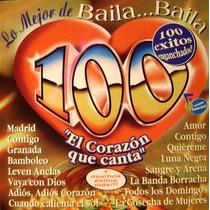 Baila Baila Potpurri De Los 60 Y 70 100 Temas Enganchados